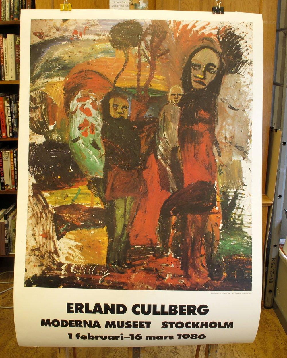 Moderna Museet Erland Cullberg, 300:-