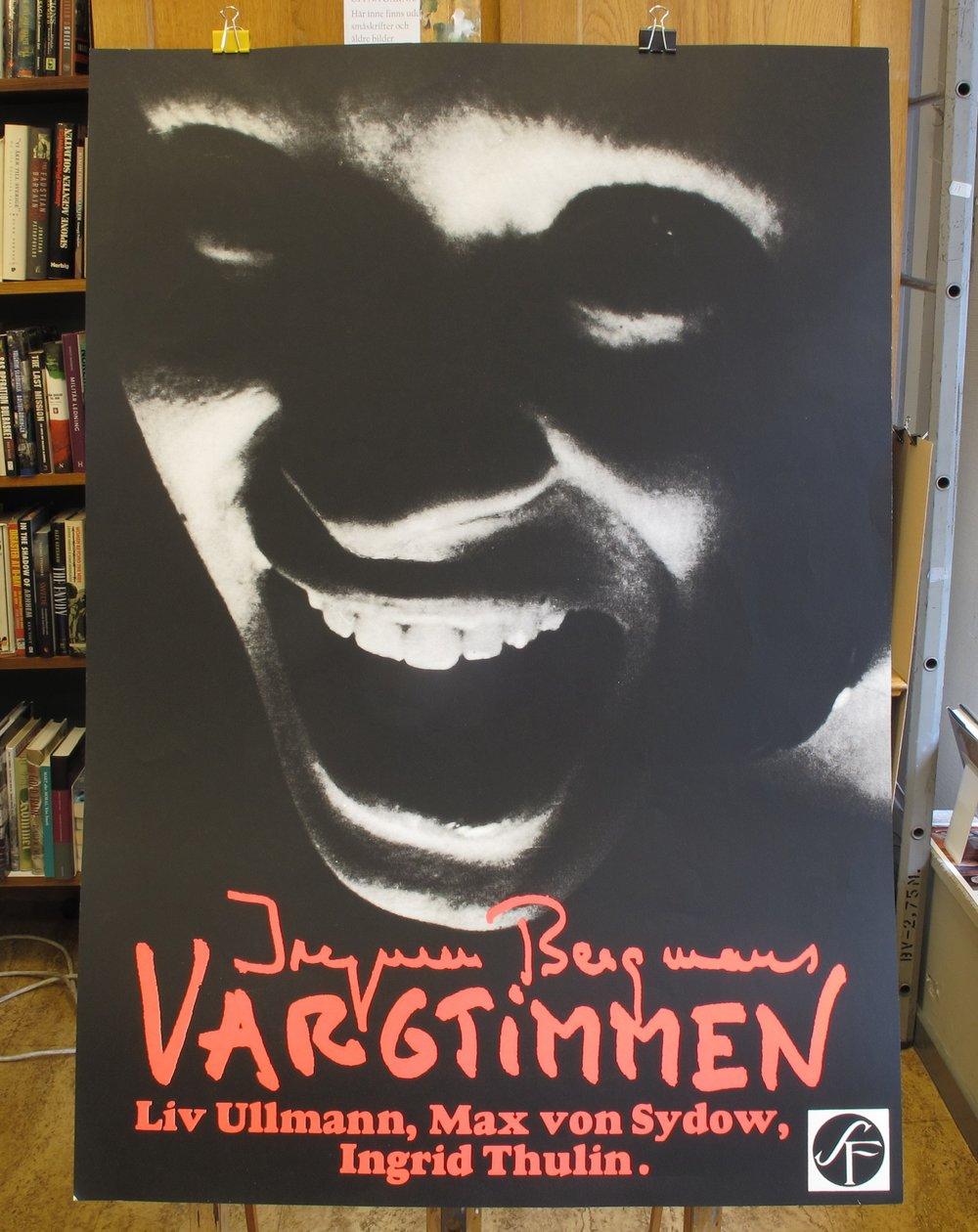 Ingmar Bergman: Vargtimmen, 1200:-