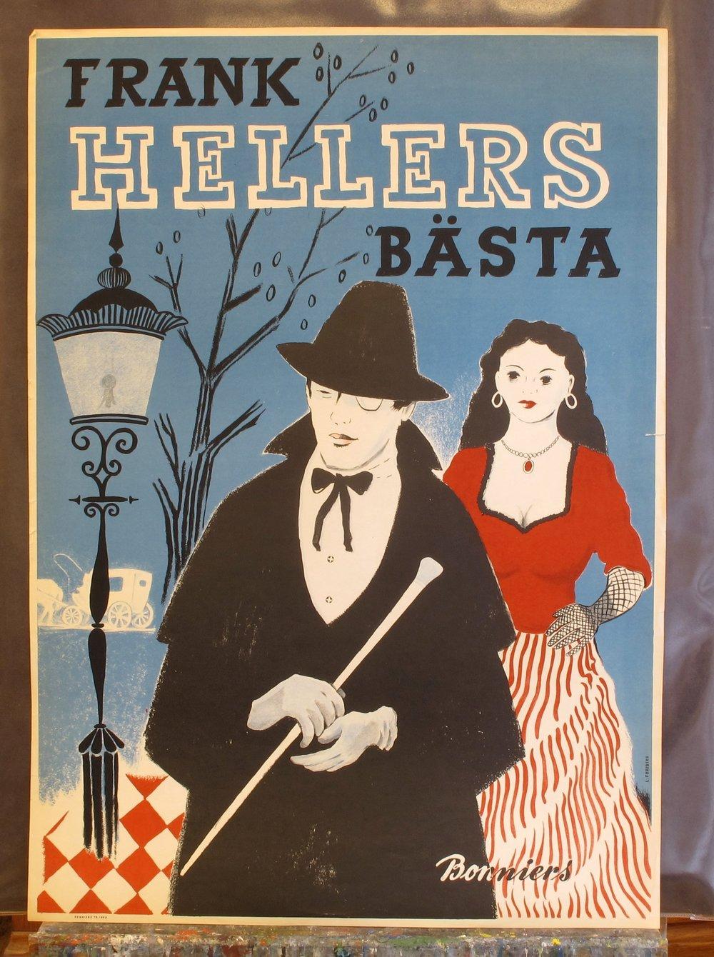 Frank Heller, 400:-