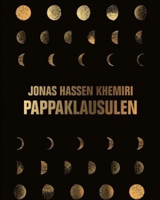 KHEMIRI till Rönnells! Kom hit och köp nya boken, få den signerad och lyssna när Johanna Lundin pratar med förf om PAPPAKLAUSULEN. I morgon lördag kl 13-15. @jonashassenkhemiri