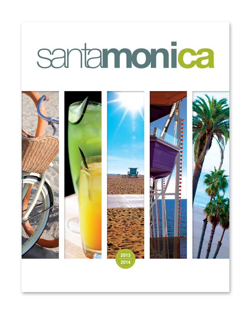 Santa Monica Visitors Guide '14