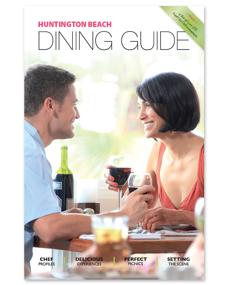 Visit Huntington Beach Dining Guide