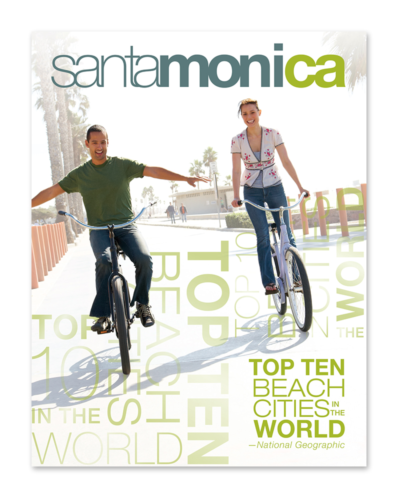 Santa Monica Visitors Guide 2012