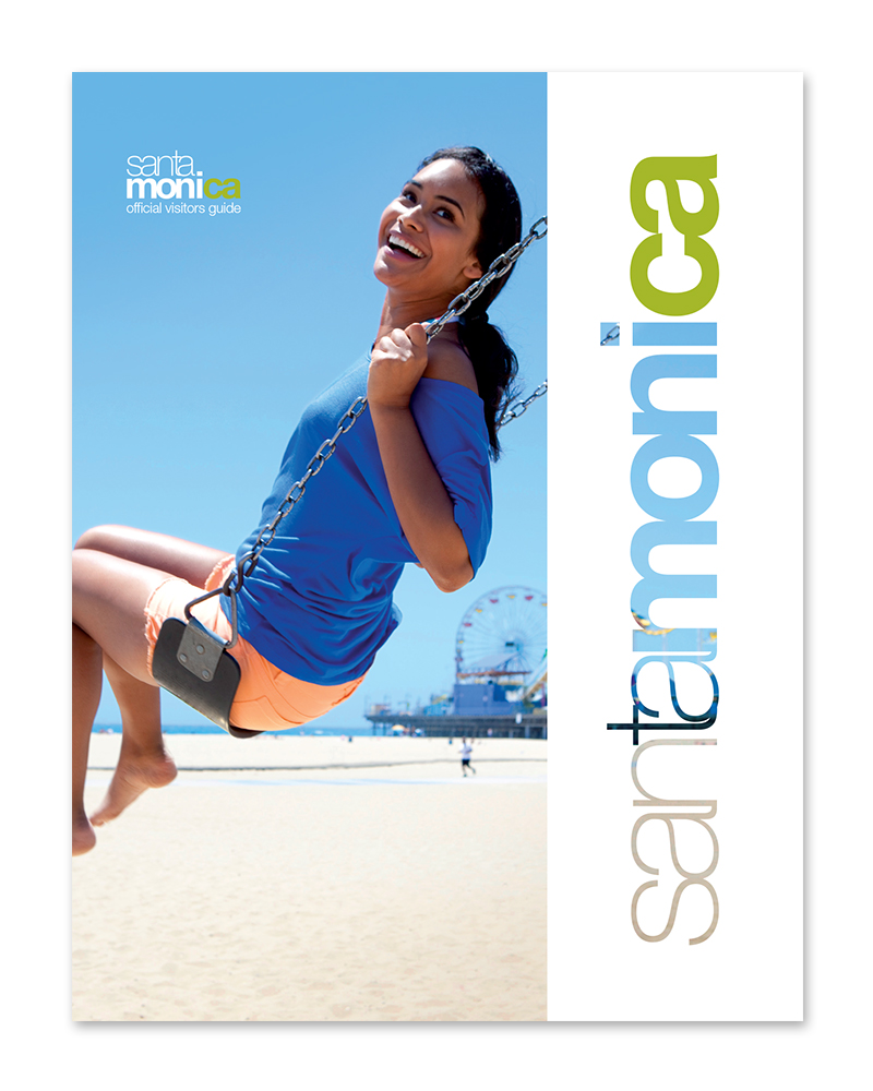Santa Monica Visitors Guide '13