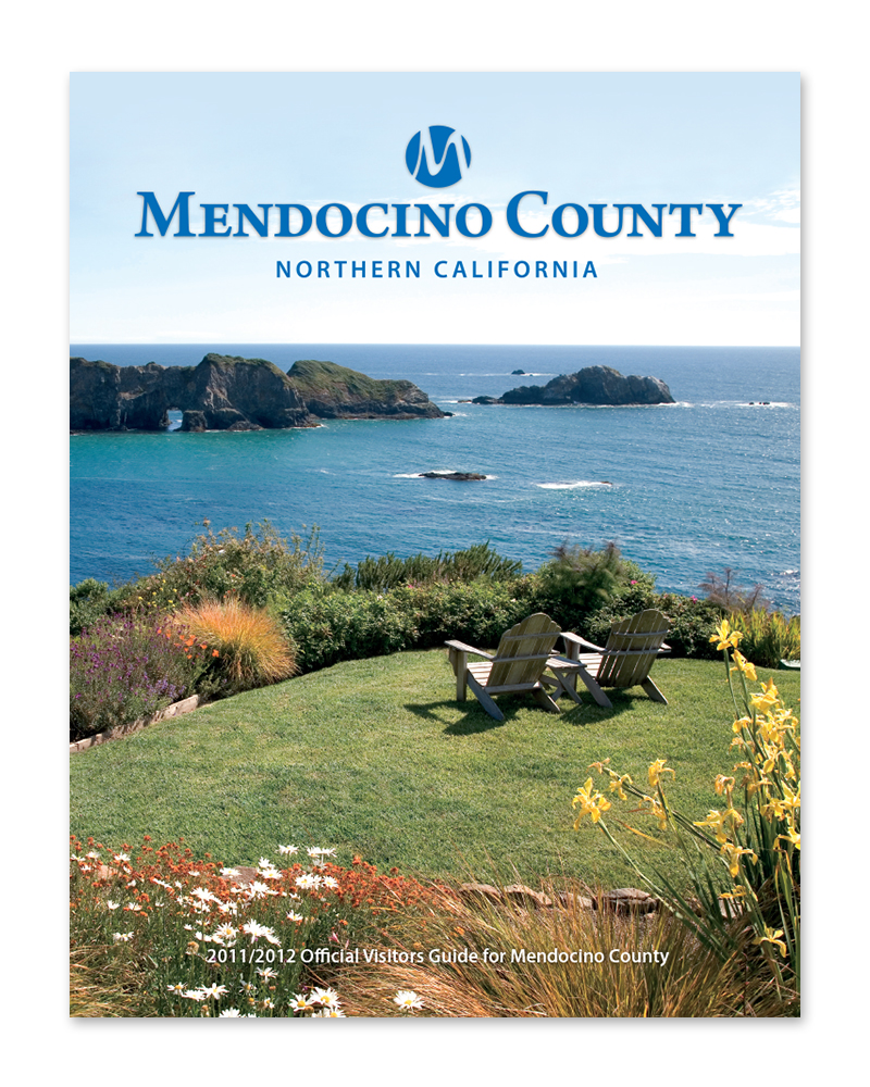 Mendocino Visitors Guide '12