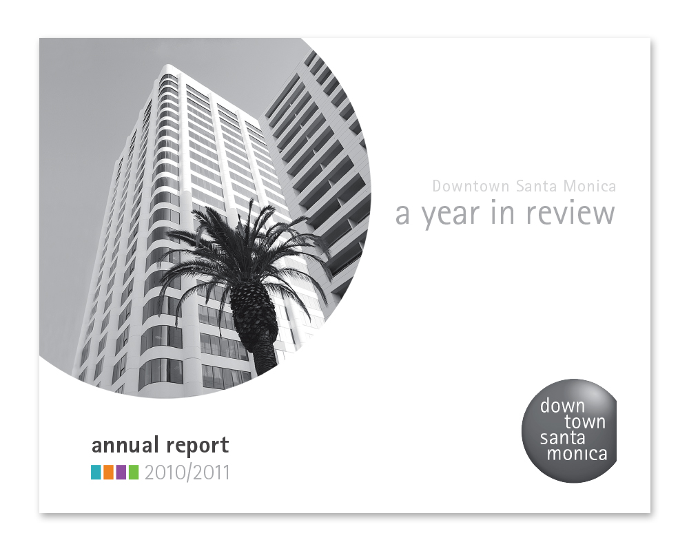 Downtown Santa Monica, Inc. Annual Report '11