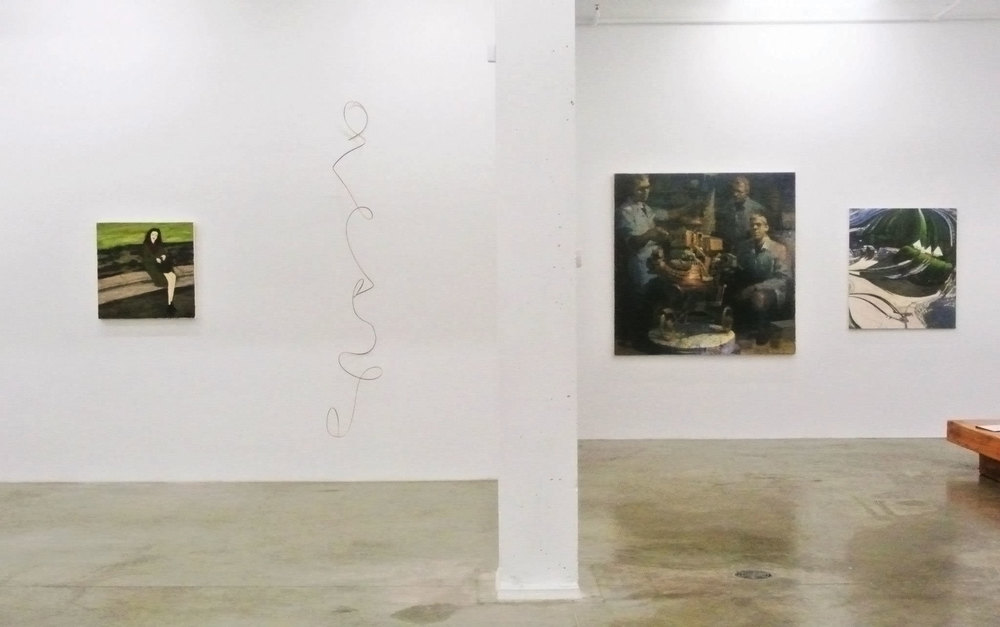"""Concurrent"" at Winsor Gallery"