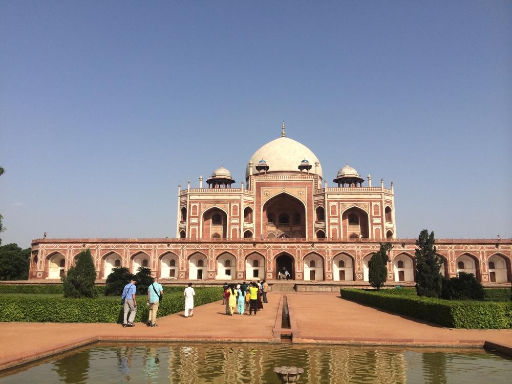 The Tomb of Humayun...aka Taj Mahal Plan B