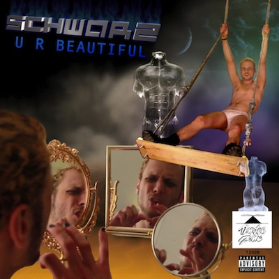 "TZ008 SCHWARZ ""U R BEAUTIFUL""  DIGITAL SINGLE UNLIMITED EDITION NOTES: THE POSITIVE CLUB POP ANTHEM FOR 2K13. NU AMERICANA WITH A MESSAGE. IF YOU CAN'T BELIEVE IN THIS I DON'T KNOW WHAT TO TELL YOU. 100 PERCENT THE REAL DEAL - SCHWARZ IS ALREADY A LEGEND. MOTIVATIONAL CLYB  COVER BY 333 BOYZ. DOWNLOAD (ITUNES) DOWNLOAD (BANDCAMP) VIDEO"