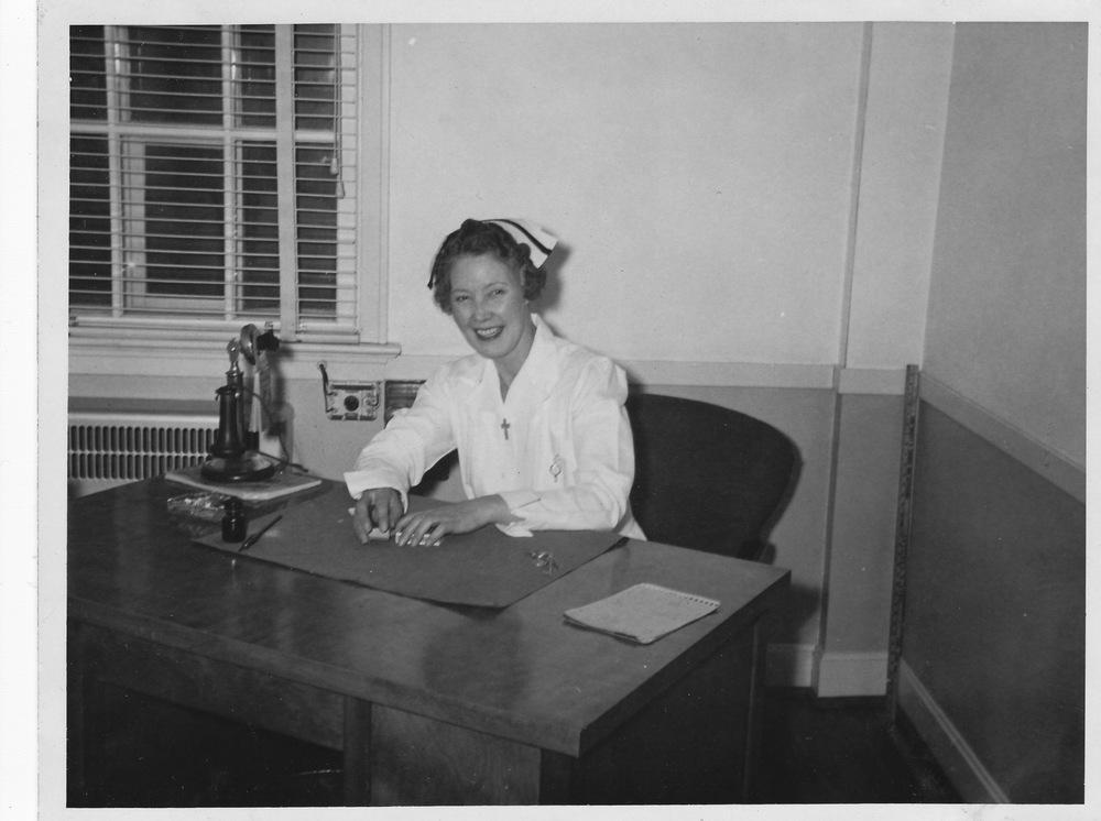 Head Nurse circa 1946