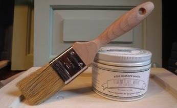 """Small 1.5"""" Bristle Brush"""