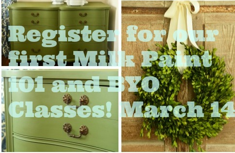 Saturday March 14 is our first workshop day, Sunday April 12 is the next day.