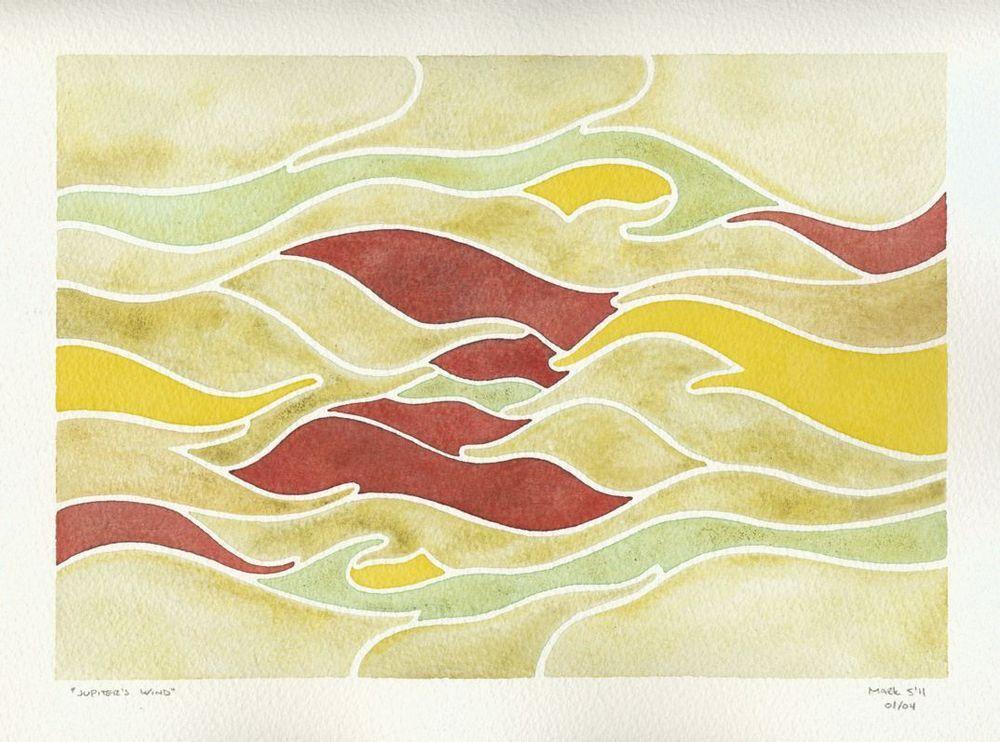 Jupiter's Wind