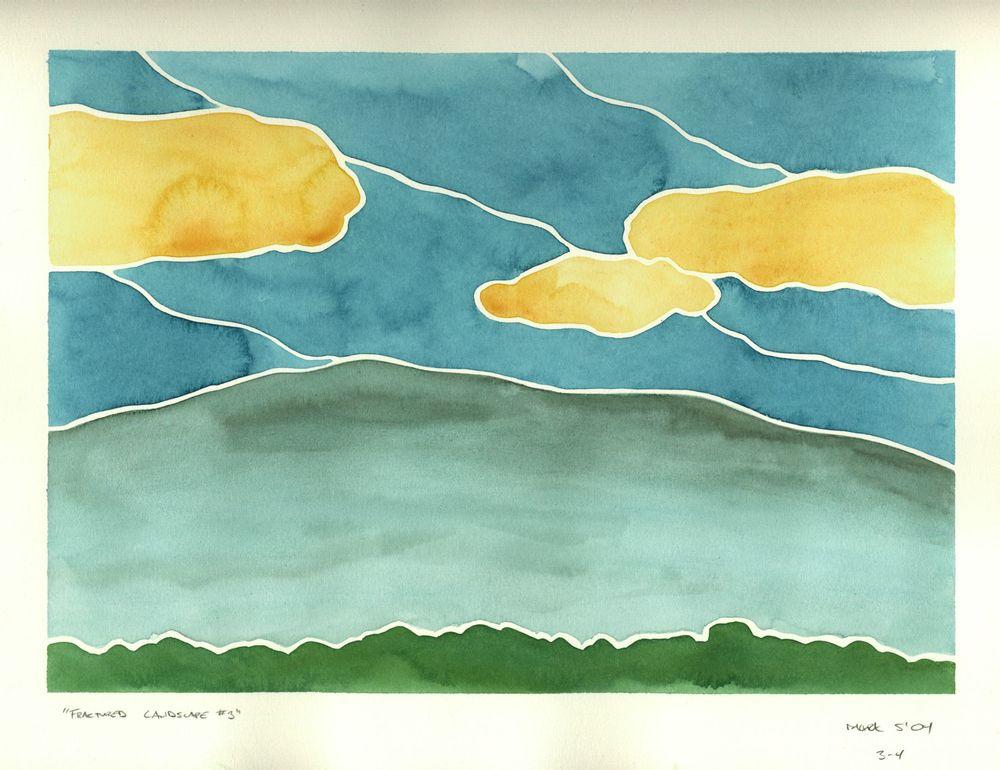 Fractured Landscape #3