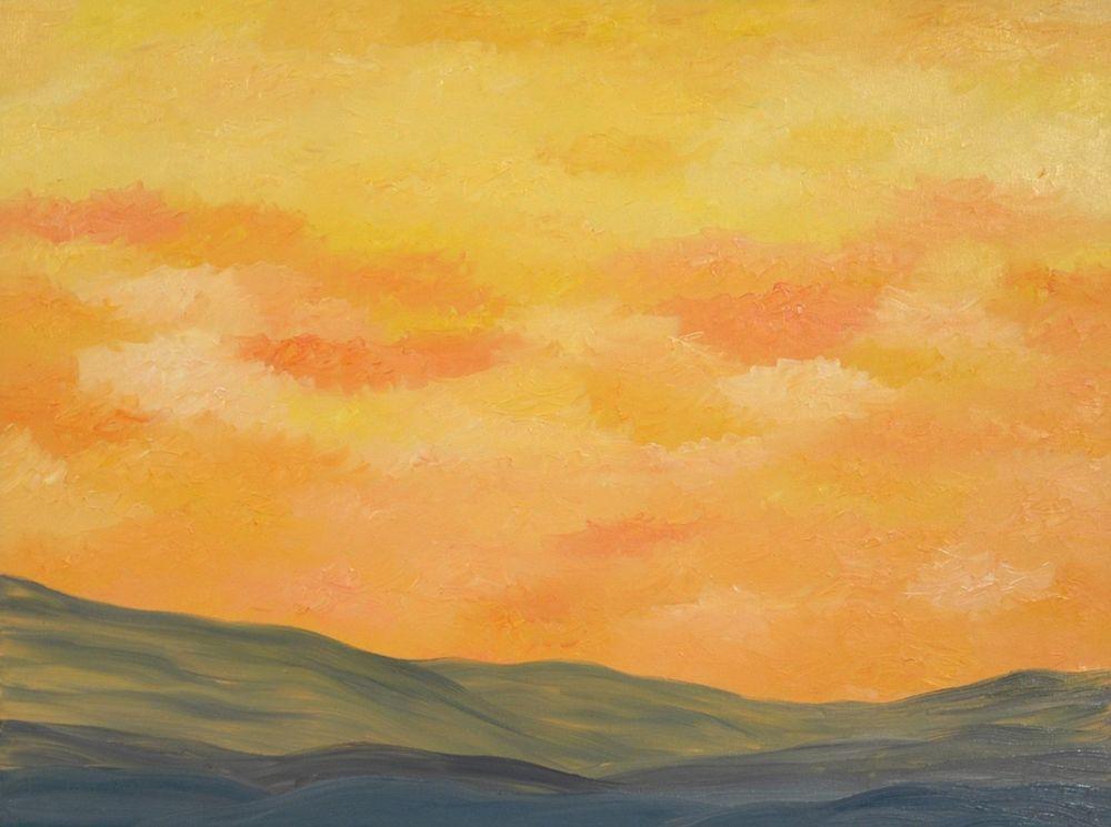 Simple Landscape #40