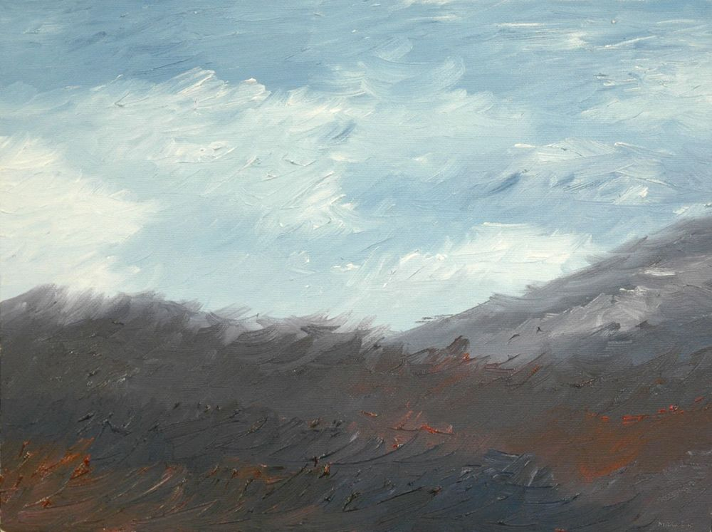 Turbulent Landscape