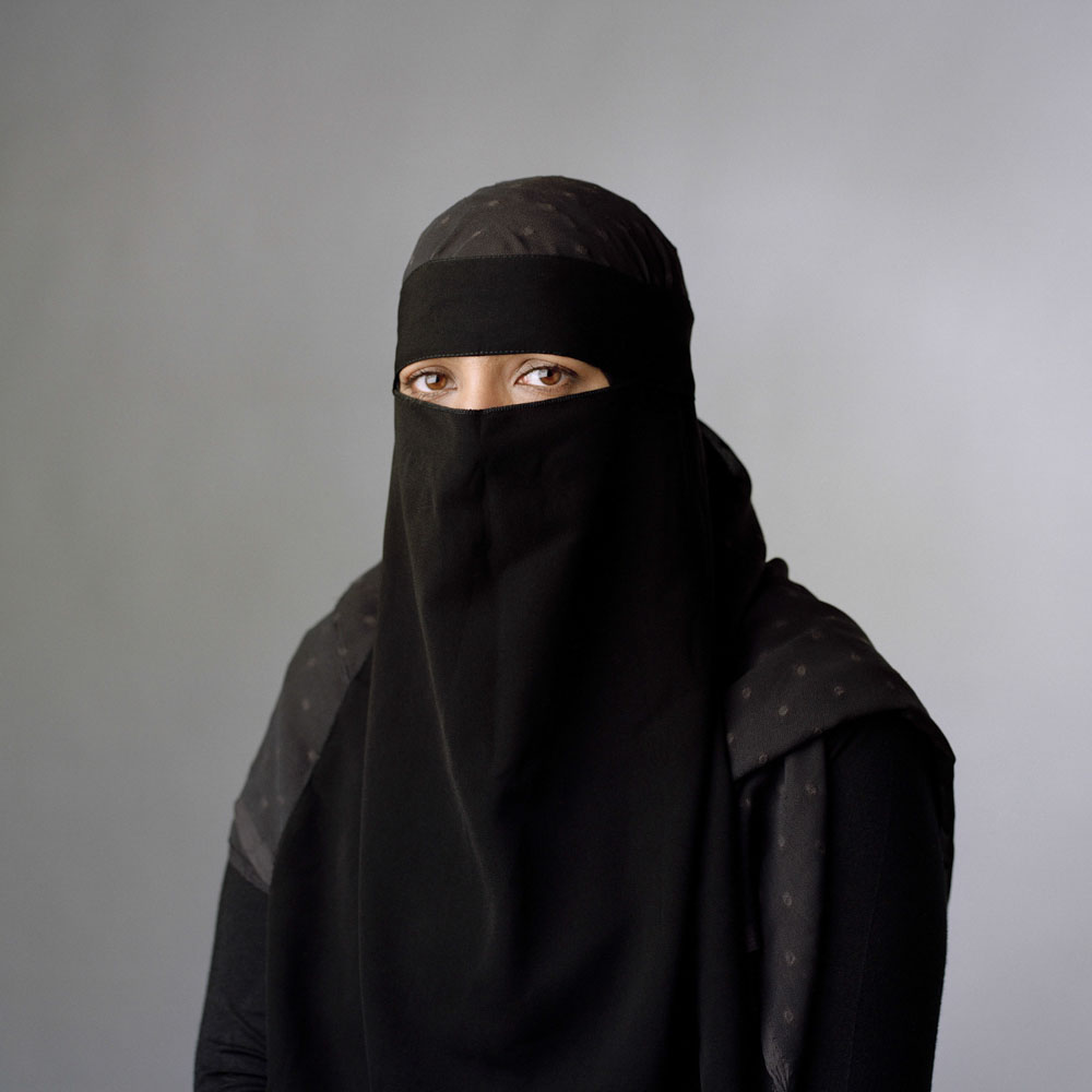 NIQAB Purdah - The Sacred Cloth