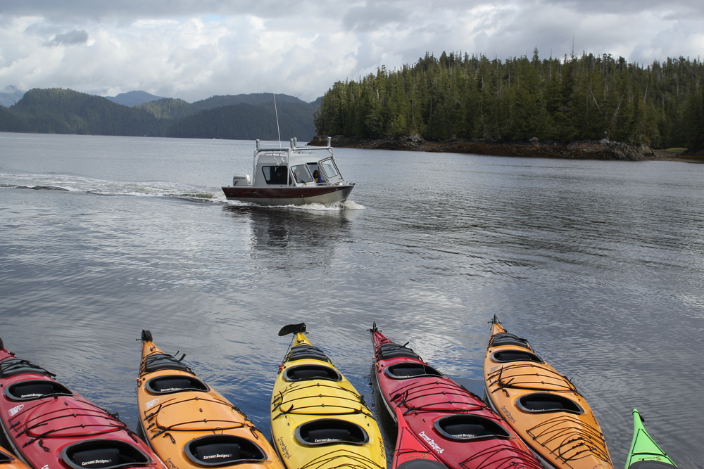 New Boats for Orcas Cove
