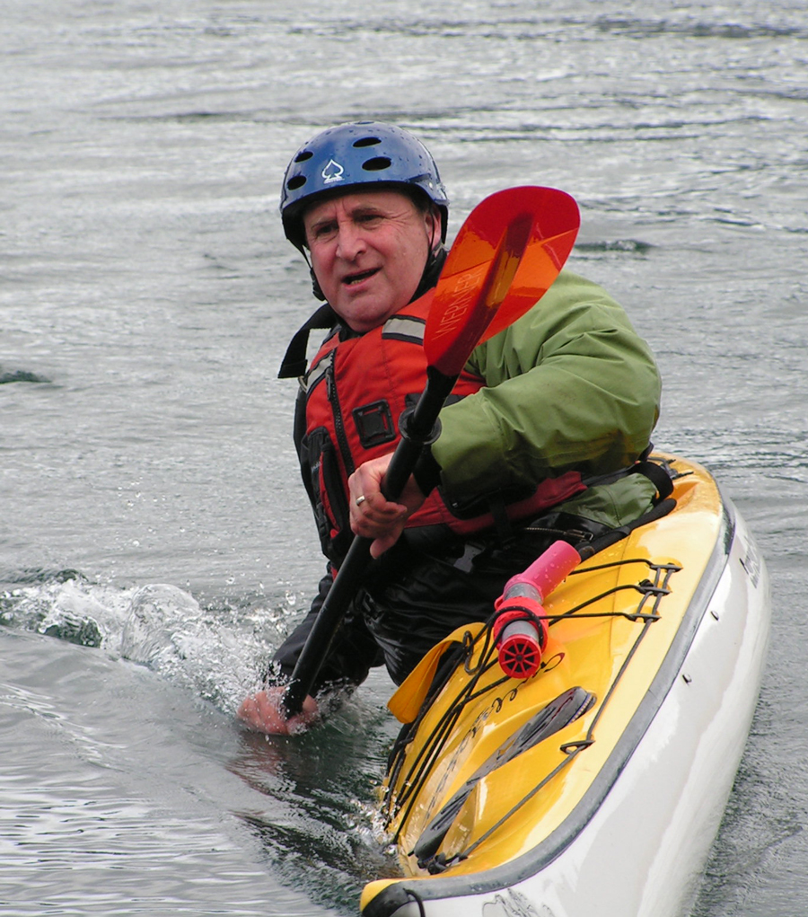 Learn from the experts. Greg Thomas has been teaching kayaking in Ketchikan for over 20 years.