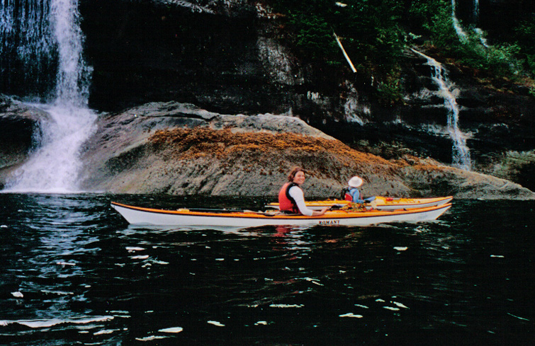 Waterfalls, 2004