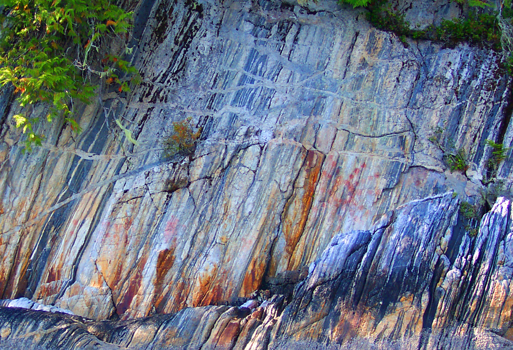 Pictographs, Winstanley Island