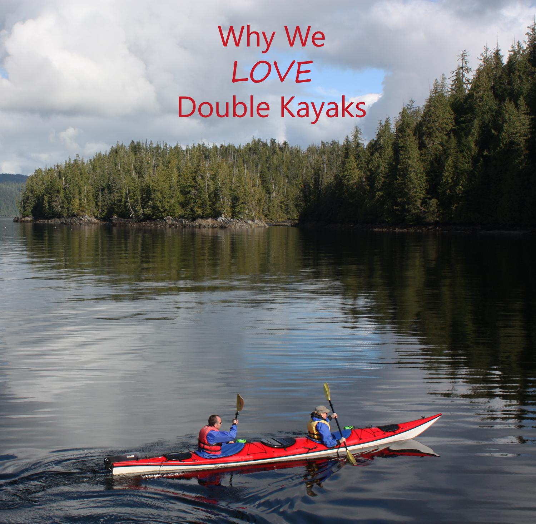 Why We Love Double Kayaks — Southeast Sea Kayaks