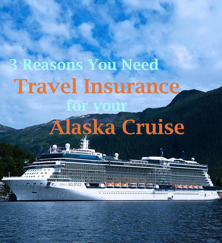 Reasons You Need Travel Insurance For An Alaska Cruise - Alaskan cruise ship