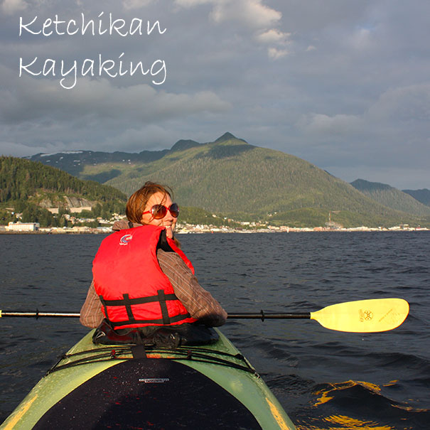 Ketchikan Kayaking 2.25 hours