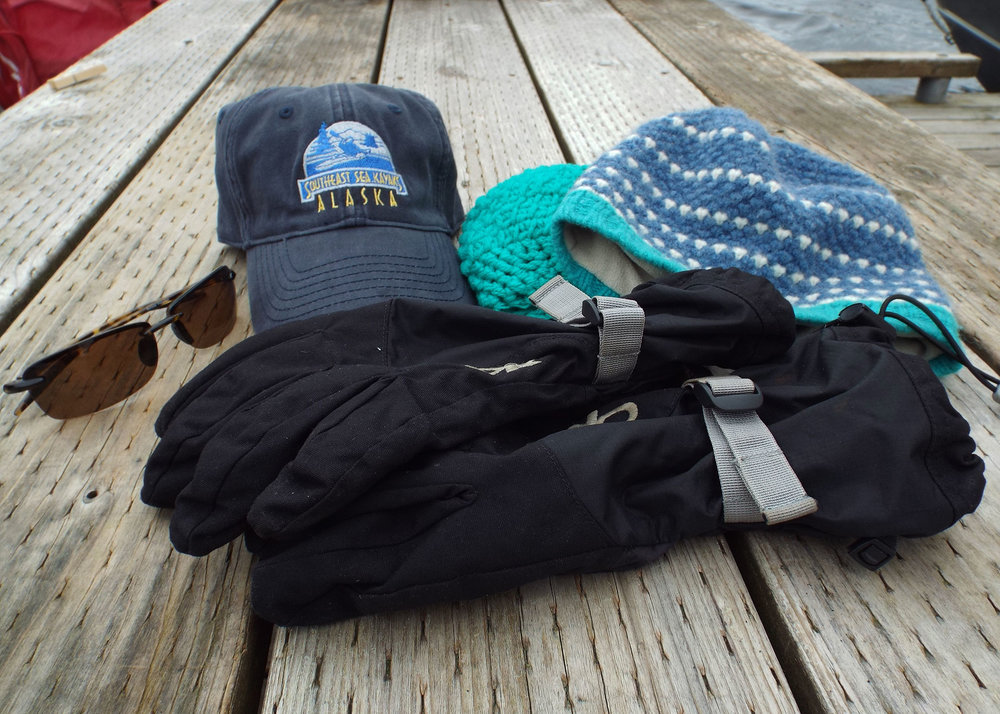 We suggest accessorizing with any of these items to keep you comfortable on your Alaskan Cruise.