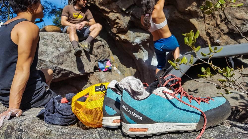 Scarpa approach shoe review