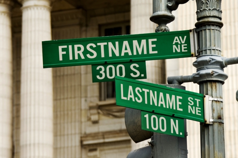 Two Street Signs