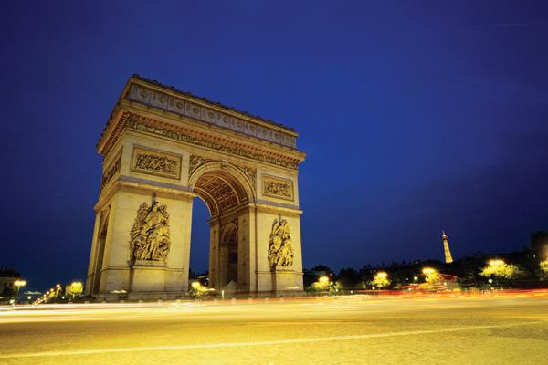 09 - Arc de Triomphe