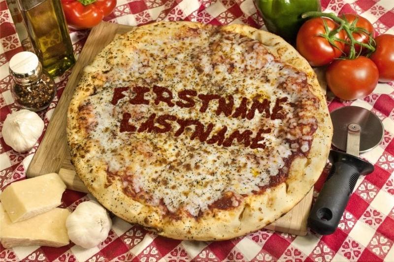 May - Pizza