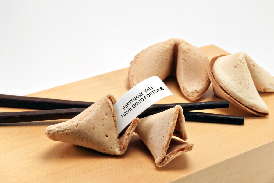 Aug - Fortune Cookie