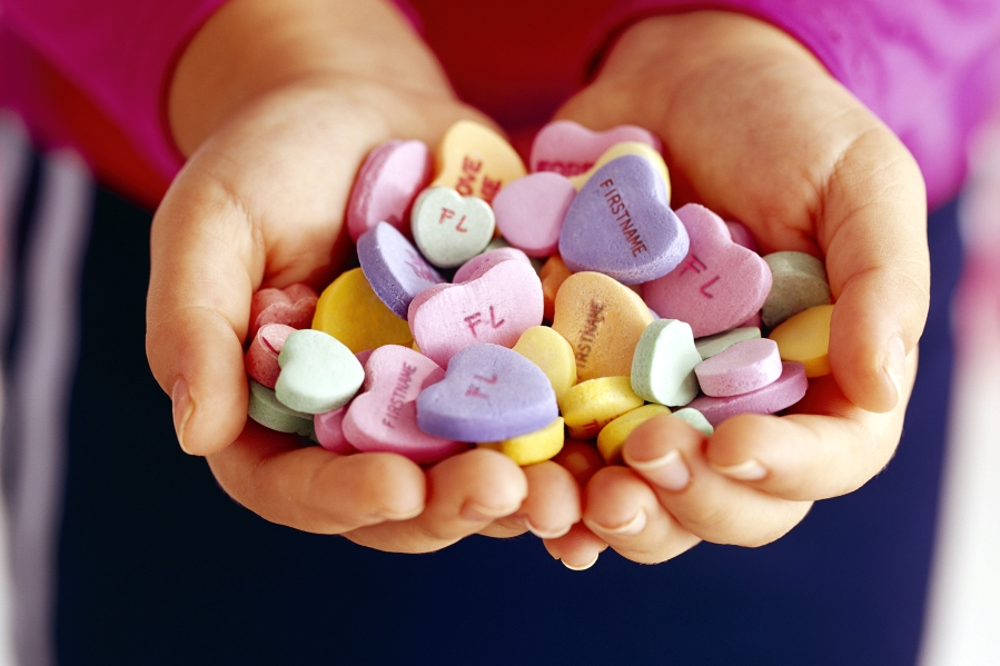 Feb - Valentines Candy