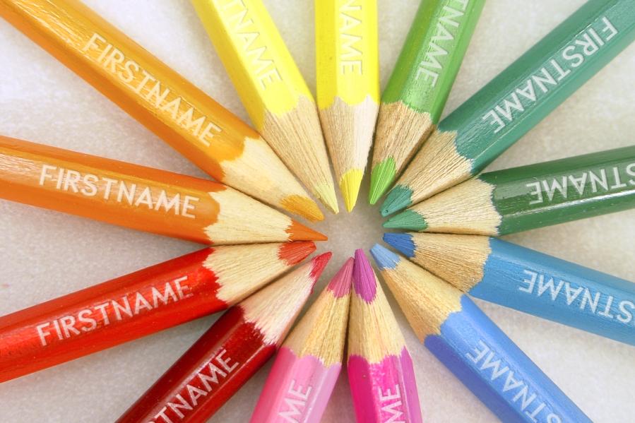 Nov - Colored Pencils