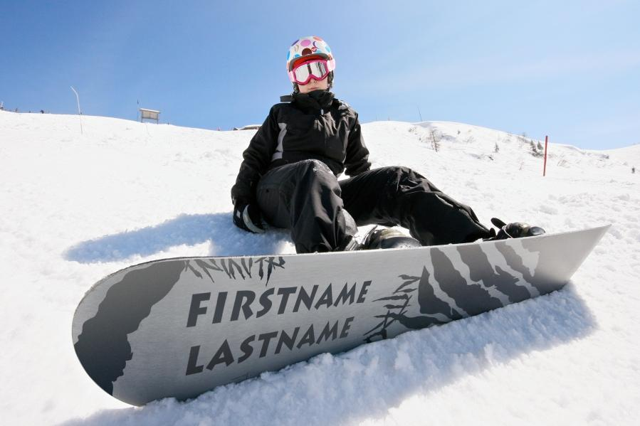 Dec - Snowboard