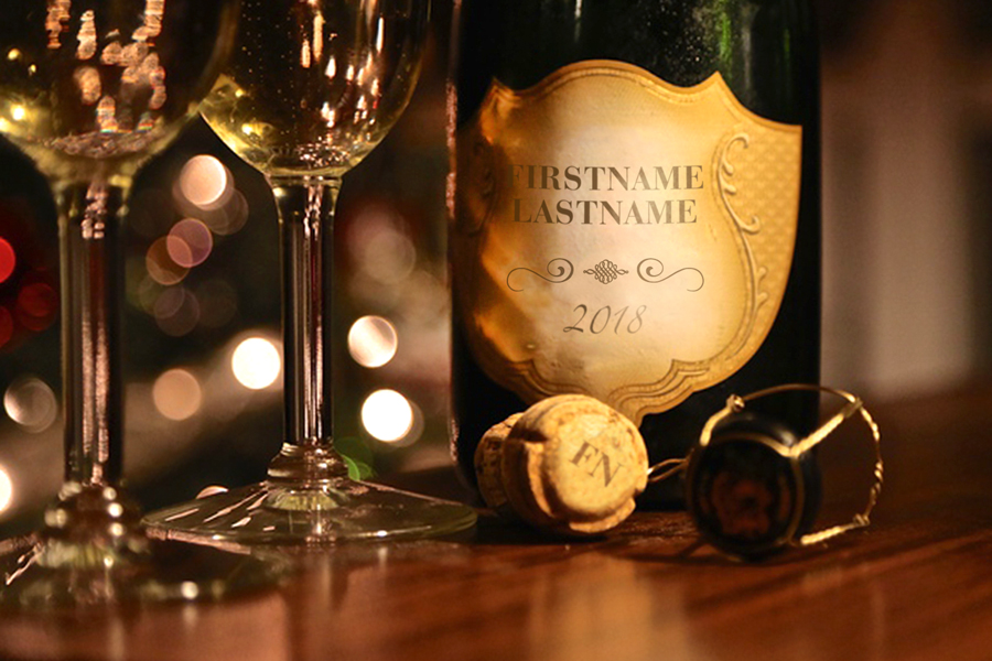 Jan - Champagne Cork