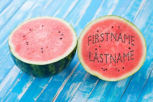 Aug - Watermelon