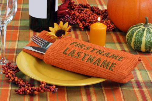 Nov - Table Napkin