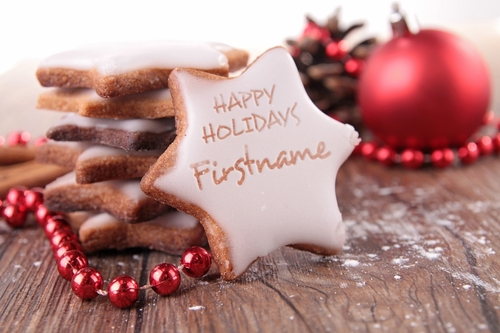 Dec - Holiday Cookie