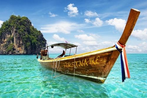Feb - Long Boat