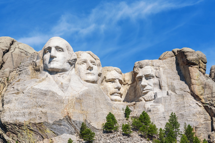 02 - Mt Rushmore