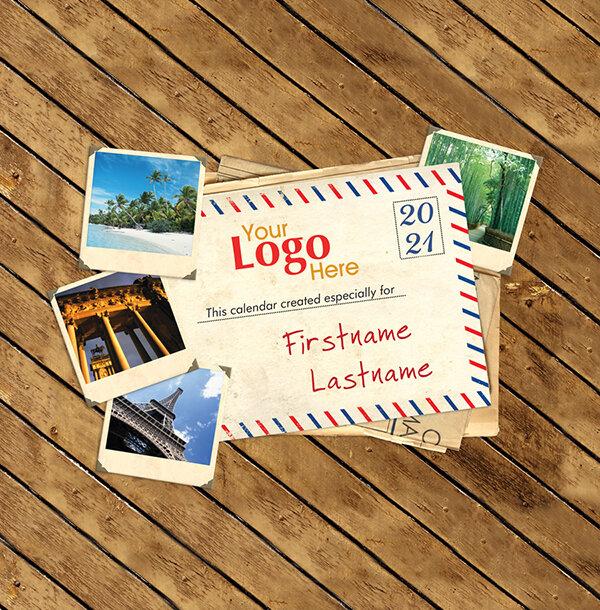 019 - Travel Postcard