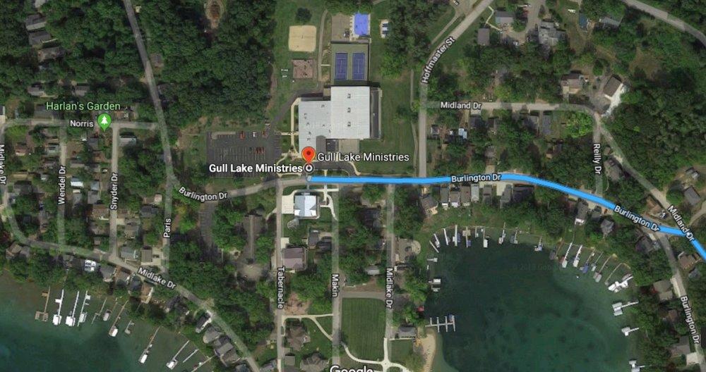 Last Mile directions