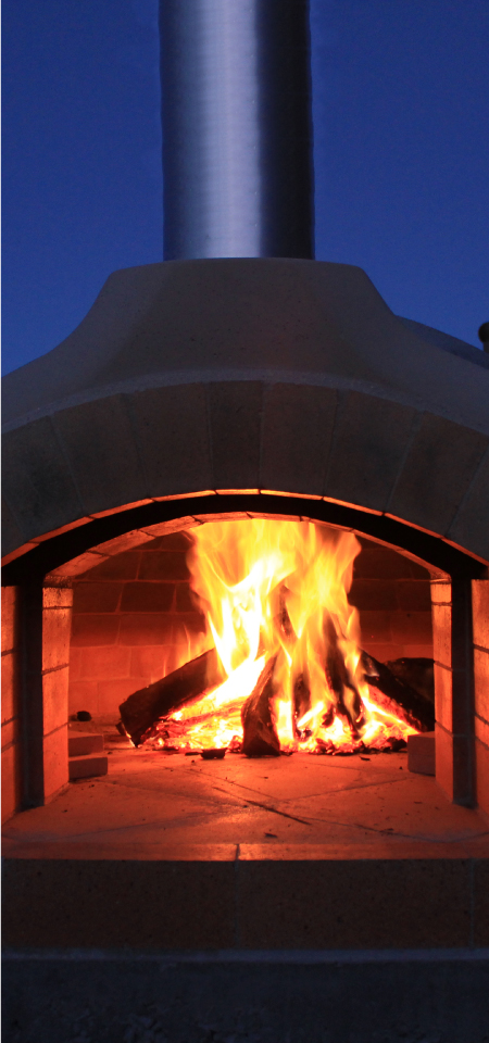 Precut Brick Oven Kits The Melbourne Fire Brick Company