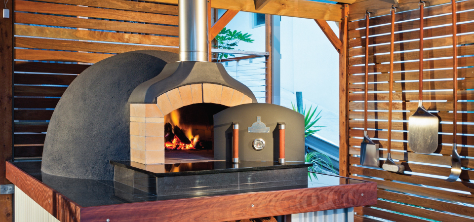 Wood Fired Oven Installation The Melbourne Fire Brick
