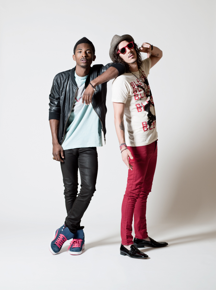 Cisco Adler and Shwayze