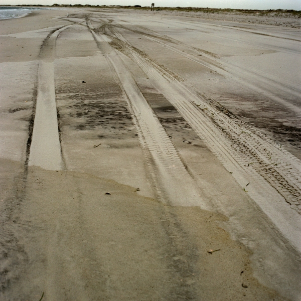 Tracks, Gilgo Beach