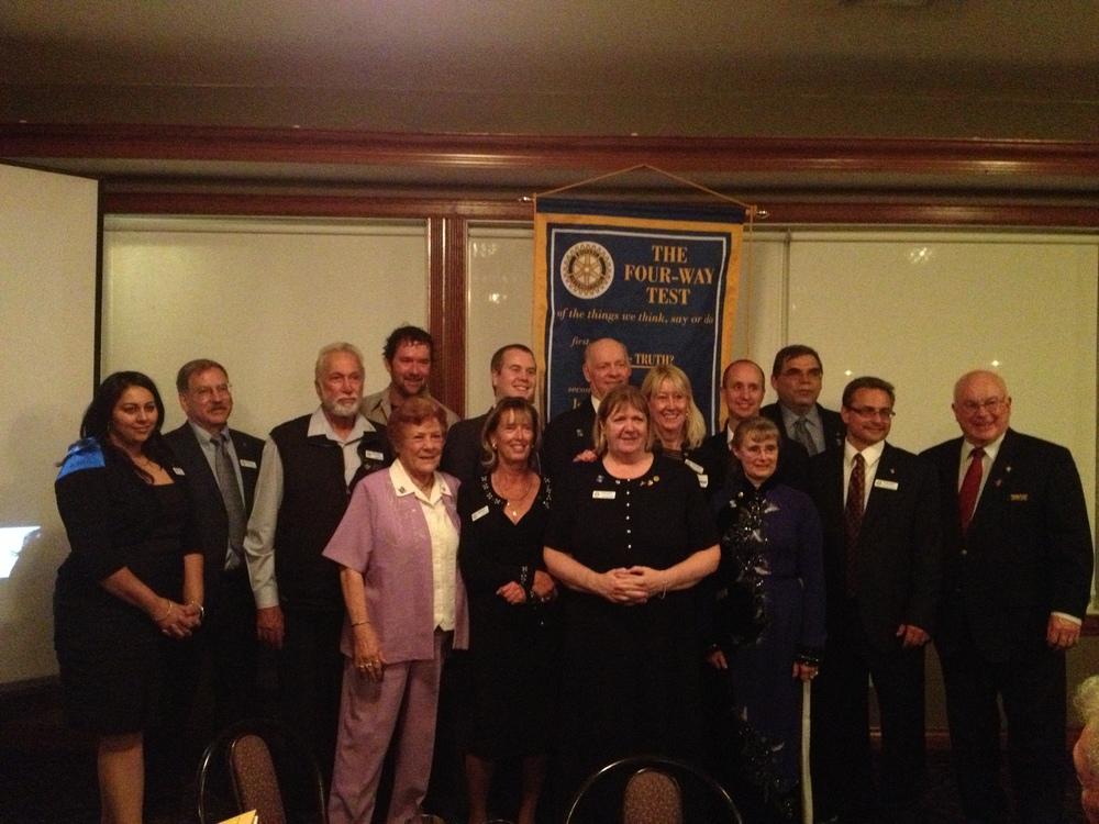 Rotary Charter Night